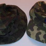 Suvise vana laigu müts - suurus teadmata